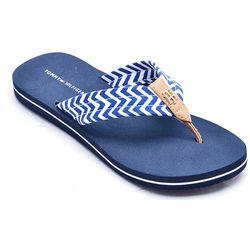Tommy Hilfiger Womens Chill Flip Flops