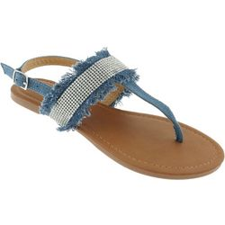 Capelli Womens T-Thong Sandals