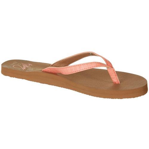 eca64da63003 Cobian Womens Hanalei Flip Flops