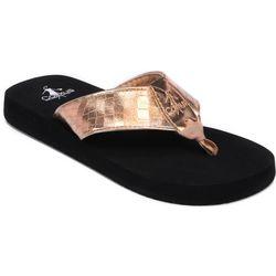 Corkys Womens Lumi Flip Flops
