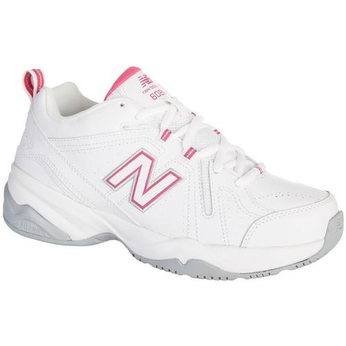 a99a572e1b327 New Balance Womens 608v4 Cross Training Shoes