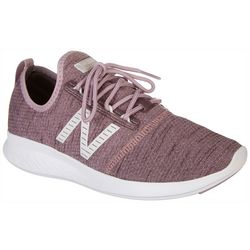 New Balance Womens Coast Purple Running Shoes