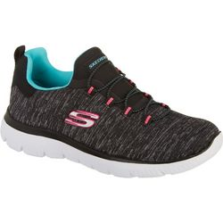 Skechers Womens Summits Quick Getaway Shoes