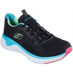 Skechers Womens Solar Fuse Brisk Escape Walking Shoes
