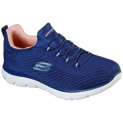 Skechers Womens Summits Fast Attraction Shoes