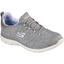Skechers Womens Rainbow Swirl Shoes