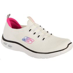 Skechers Womens Paradise Sky Walking Shoes