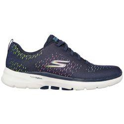Skechers Womens GOwalk 6 Vibrant Energy Shoes
