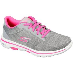 Skechers Womens GOWalk 5 True Walking Shoes