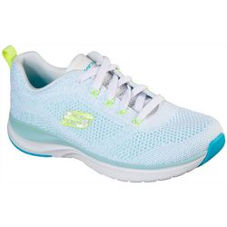 Skechers Womens Ultra Groove Training Shoes