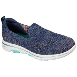 Skechers Womens GOWalk 5 Mirage Athletic Shoes