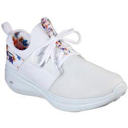Skechers Womens GOrun Fast Athletic Shoe