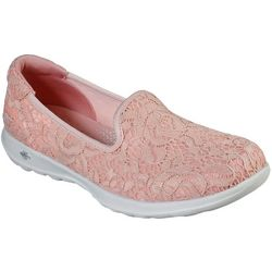 Skechers Womens GOWalk Lite Linda Shoes