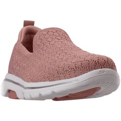 Skechers Womens GOWalk 5 Brave Athletic Shoes