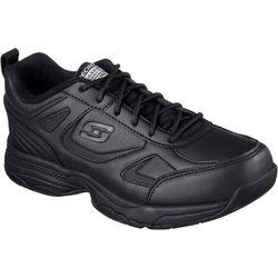 Skechers Womens Dighton Bricelyn Slip Resistant Shoes