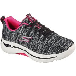 Skechers Womens Arch Fit Glee Shoes