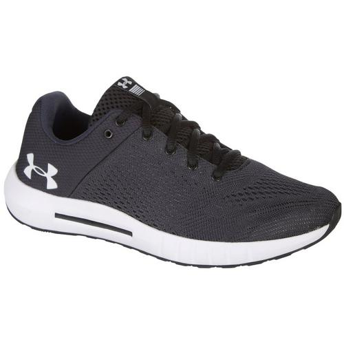 de4be3cce577 Under Armour Womens Micro G Pursuit Running Shoes