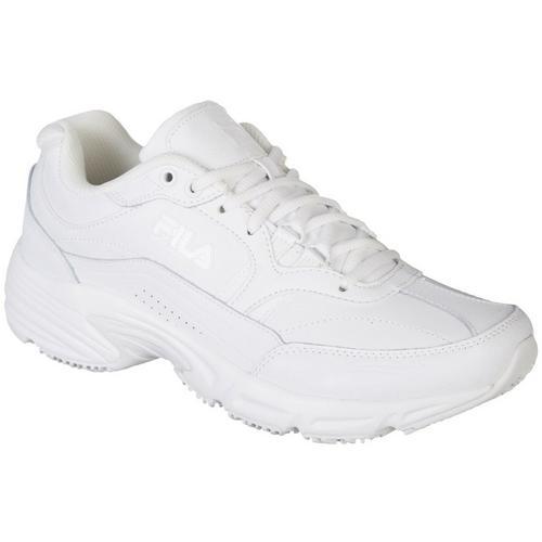 8307d30abccd Fila Womens Memory Workshift Cross Training Shoes