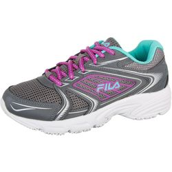 Womens Memory Pacesetter Slip Resistant Athletic Shoes