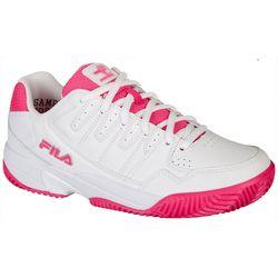Fila Womans Double Bounce Tennis Shoes