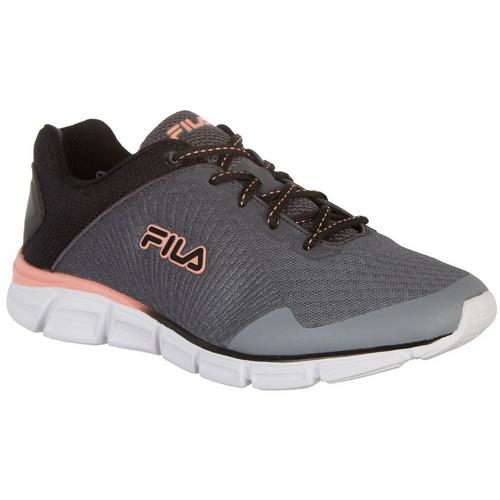 7e1cbe3ecd7d Fila Womens Memory Countdown 5 Running Shoes
