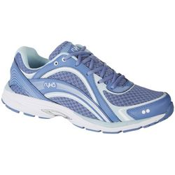 Ryka Womens Skywalk Blue Walking Shoes