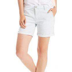 Levi's Womens Classic Chino Shorts
