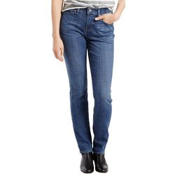 Levi's Womens Perfect Waist Straight Leg Jeans