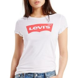 Levi's Womens Slim Fit Logo T-Shirt