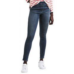 Levi's Womens Skinny Pull On Denim Jeans