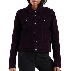 Levi's Womens Original Trucker Twill Jacket