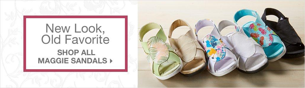 Shop All Maggie Sandals