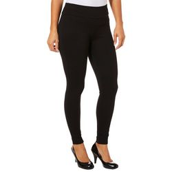 Emaline Womens Solid Leggings