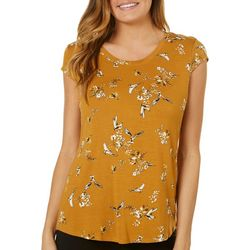 Nue Options Womens Dove Print Top