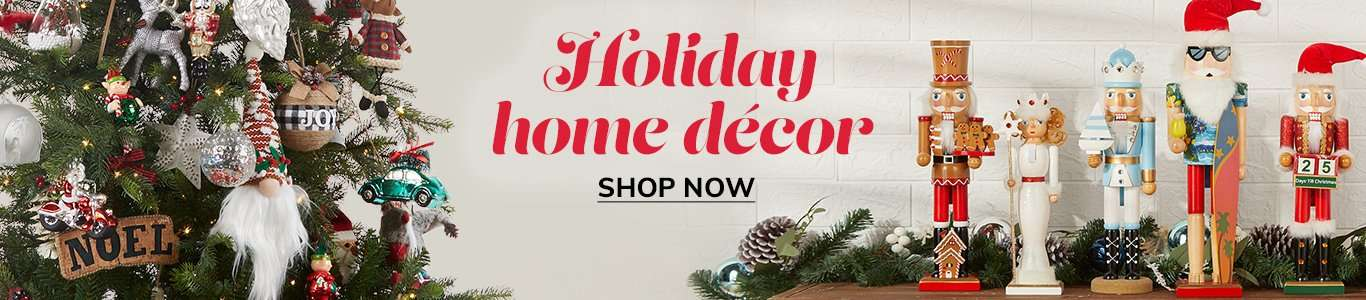 Home Holiday Decor
