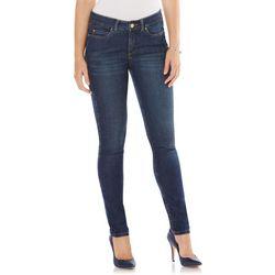 Rafaella Womens Skinny Leg Denim Jeans