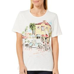 Coral Bay Womens Staycation Out To Lunch Top