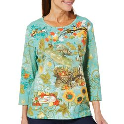 Coral Bay Womens Sunday Harvest Top