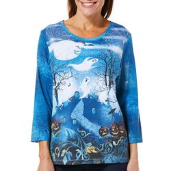 Coral Bay Womens Ghost Tale Top