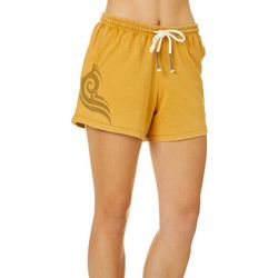 Maori Hook Juniors Tribal Screen Print Shorts