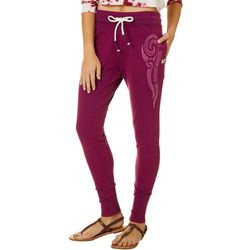 Maori Hook Juniors Tribal Screen Print Jogger Pants