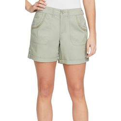 Gloria Vanderbilt Womens Misha Shorts