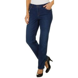 Gloria Vanderbilt Womens Amanda Ab-session Slimming Jeans
