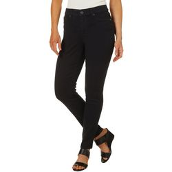 Gloria Vanderbilt Womens Vickie Slim Fit Pants
