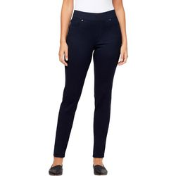 Gloria Vanderbilt Womens Avery Pull On Pants