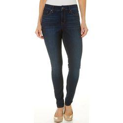 Gloria Vanderbilt Womens Curvy Denim Skinny Jeans