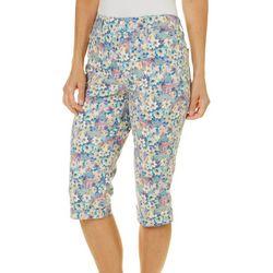 Gloria Vanderbilt Womens Lillian Skimmer Shorts