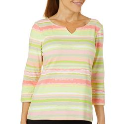 Hearts of Palm Womens Must Haves III Cobblestone Top
