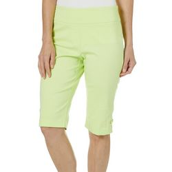 Hearts of Palm Womens Palm Perfect Skimmer Capris