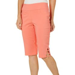 Hearts of Palm Womens Bright Ideas Skimmer Shorts